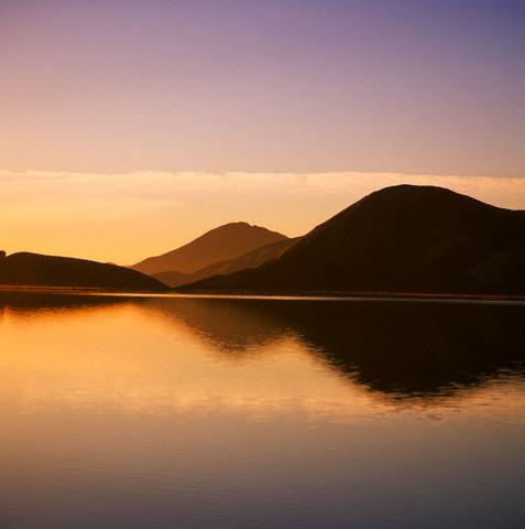 Mäed järvekaldal
