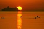 päike ja laev
